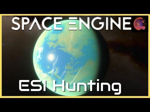 Space Engine - Earth Like Planets! ESI Hunting |