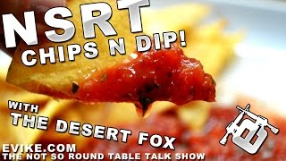 """Airsoft """"not So Round Table"""" Chips N Dip! Ep. 35 - Evike Tv"""