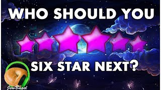 summoners war who should you six star next for lower level players