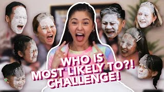Who is Most Likely To Challenge!