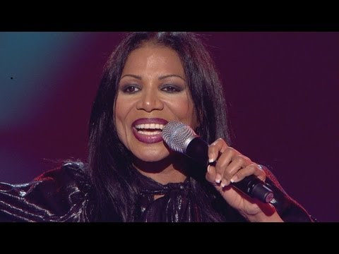 Deniece Pearson performs 'Fighter' - The Voice UK - Blind Auditions 2 - BBC One