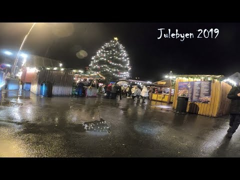 Julebyen 2019 (Egersund, Norway)