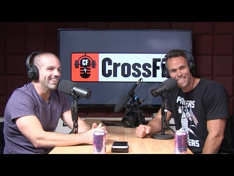CrossFit Podcast Ep. 17.08: Pat Sherwood