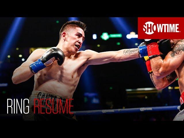 RING RESUME: Leo Santa Cruz | SHOWTIME Boxing