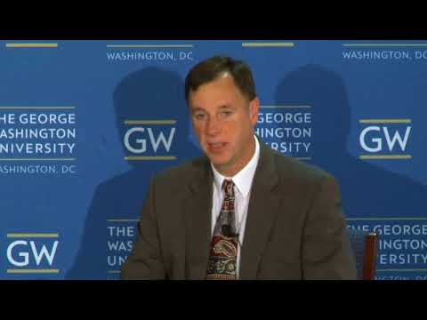 U.S. Cyber Policy: Keynote Discussion with Rob Joyce, White House Cybersecurity Coordinator