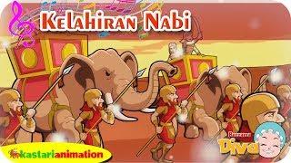KELAHIRAN NABI | Lagu Anak Islami bersama Diva | Lagu Nabi Muhammad | Kastari Animation Official - Stafaband