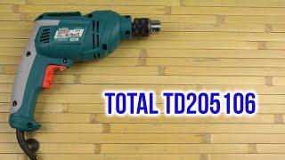 Розпакування Total TD205106