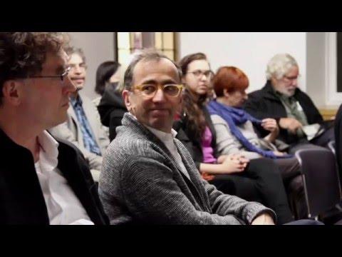 Berlin Cultural Transformations: Bernd Scherer, Ulrich Baer, Manthia Diawara, Nick Mirzoeff
