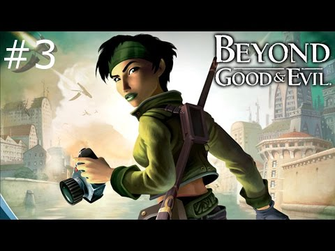 Beyond Good and Evil | 03 | SITUATION TEST?!