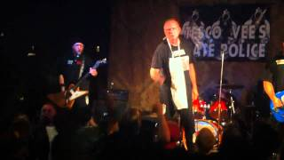 "Tesco Vee and the Hate Police ""Crippled Children Suck"" LIVE"