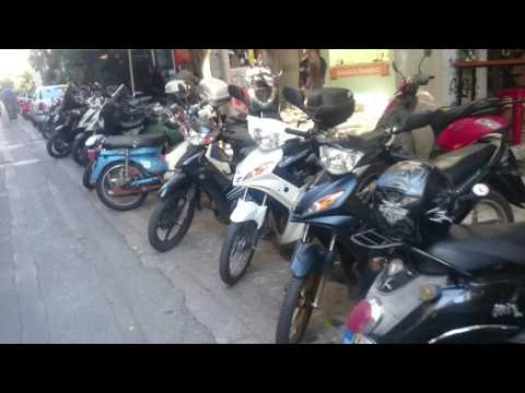 Atina Syntagma motor parking