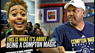 #1 AAU Program Compton Magic Are More Than Just a Basketball Powerhouse!