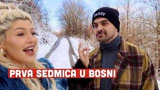 prva sedmica u Bosni |Feb 2021