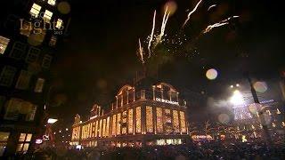 Spektakel op de Dam: het feestseizoen is begonnen - RTL NIEUWS