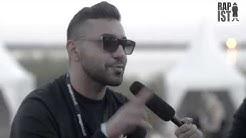 MoTrip spricht über seinen Twitter Grind // Rap Ist @ Splash! 18