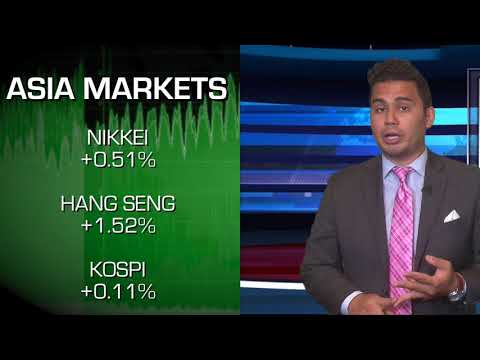 08/25: Stocks jump on Jackson Hole, Asia gains ground & SP500 in focus