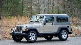 Davis AutoSports 2006 Jeep Wrangler Unlimited Rubicon For Sale / ONLY 81k Miles / Pristine