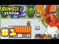Let S Play Pokemon Shiny Gold Version X Part 1 New Bark Town mp3