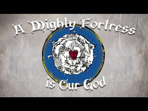 A Mighty Fortress is Our God (Lyrics) - Modern Hymn Arrangement