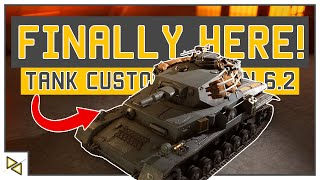 [BF5] TANK Body Customization in Update 6.2 for BFV! - MORE to Come?!