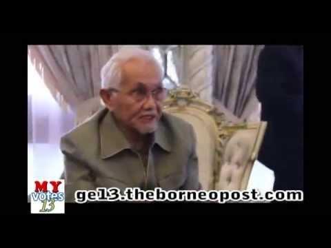 Interview with Sarawak CM Pehin Sri Taib Mahmud - Part 3