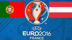 FIFA 16 EM-PROGNOSE #24 - PORTUGAL : ÖSTERREICH