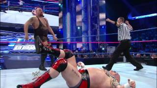 Big Show vs. Tensai: SmackDown, Oct. 5, 2012