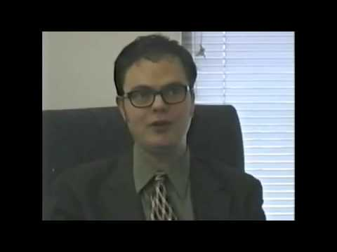 the office audition tapes for dwight michael kevin pam and jim pictures