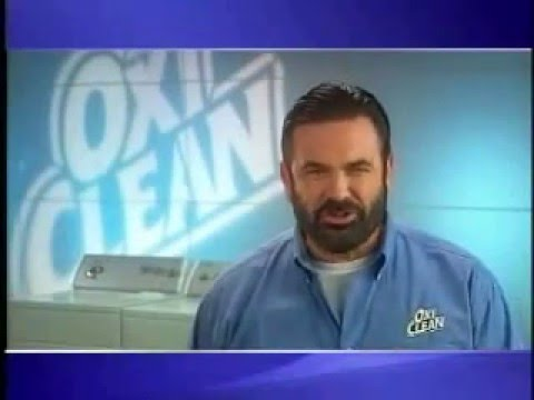 oxiclean archives billy mays laundry stain remover commercial youtube