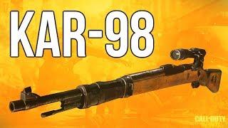 WW2 In Depth: Kar-98 Sniper Rifle (Call of Duty: WWII)
