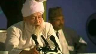 Ahmadiyya Khalifa explains funeral prayers (Urdu)