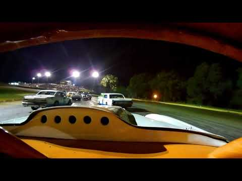 MCSA @ US 30 Speedway in car camera 9/13/19 Car #12