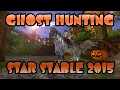 Ghost Locations in Star Stable Halloween