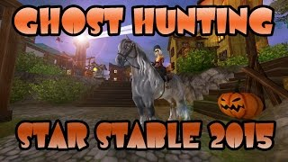 Ghost Hunting Halloween 2015 Star Stable
