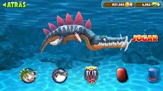 Como ficar com dinheiro infinito no Hungry Shark Evolution