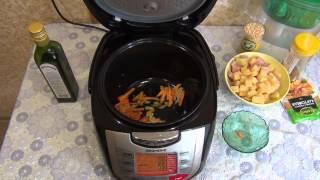 Суп гороховый пюре | обзор рецепта