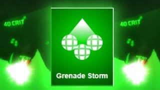 250 Damage Grenade Storm - Shellshock Live Showdown   JeromeACE