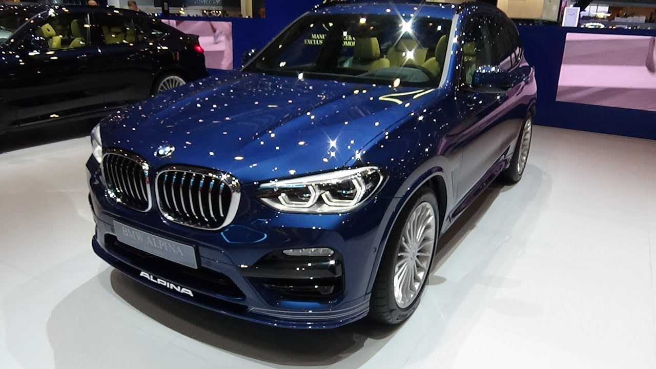 2019 Bmw Alpina Xd3 Awd Exterior And Interior Geneva