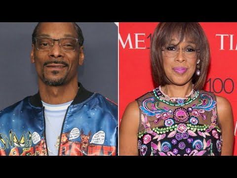Snoop Dogg apologized to Gayle King - This makes no sense