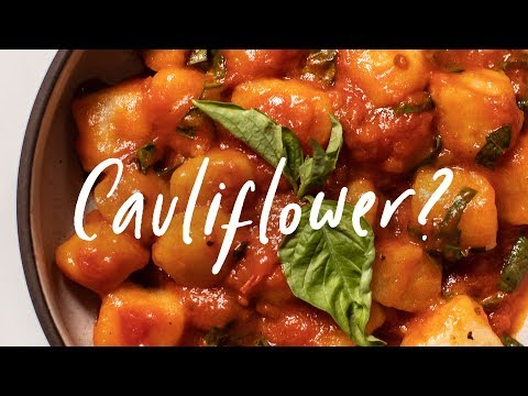 CAULIFLOWER GNOCCHI vs REGULAR - Trader Joe's