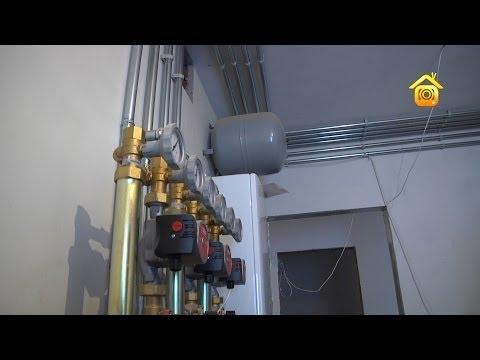 видео: Отопление большого дома при отсутствии газа // forumhouse