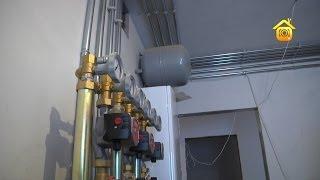 видео Котельная для загородного дома: виды систем отопления, место установки и особенности котельной