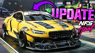 Need for Speed HEAT UPDATE 1.5! - 1400HP Polestar 1 Hero Car UNLOCKED!