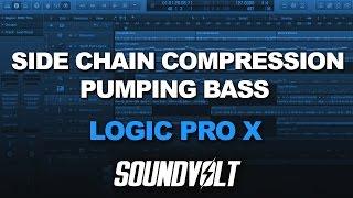 Video Logic Pro X - Side Chain Compression - Pumping Bass Sound download MP3, 3GP, MP4, WEBM, AVI, FLV April 2018