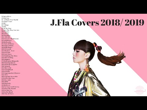 J.Fla Official Compilation Video 2018/2019 [The Best J.Fla Covers On YouTube]