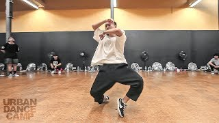 Numb Getting Colder - Flume / Franklin Yu Choreography ft. Sienna Lalau / URBAN DANCE CAMP