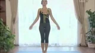 Йога с Кариной Харчинской. Занятие 18