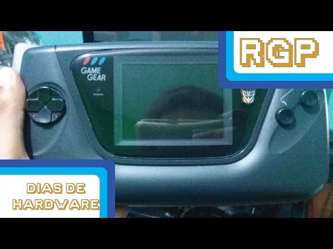 Días de Hardware: Sega Game Gear