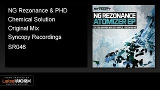 NG Rezonance & PHD - Chemical Solution (Original Mix)