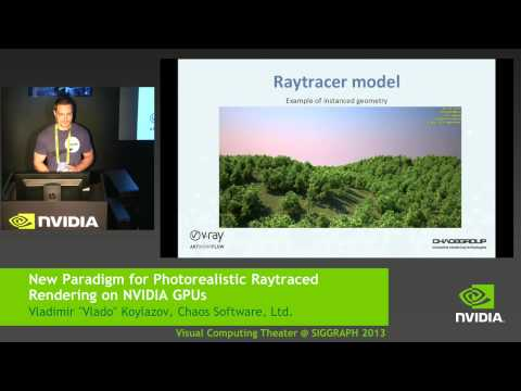 A New Paradigm for Photorealistic Raytraced Rendering on NVIDIA GPUs